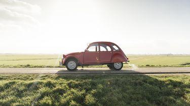 Elektrische klassieker Citroën 2CV