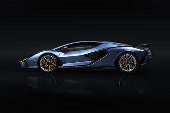 NOËLVANBILSEN - Lamborghini SIAN