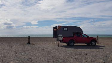Eerste ervaring camper