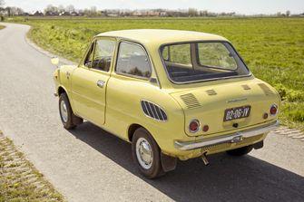 Suzuki Fronte De Luxe