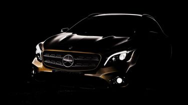Mercedes-Benz GLA facelift - Autovisie.nl