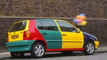 Volkswagen Polo Kleur