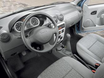 Dacia Logan MCV interieur