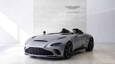 Aston Martin V12 Speedster autovisie cito motors Eindhoven