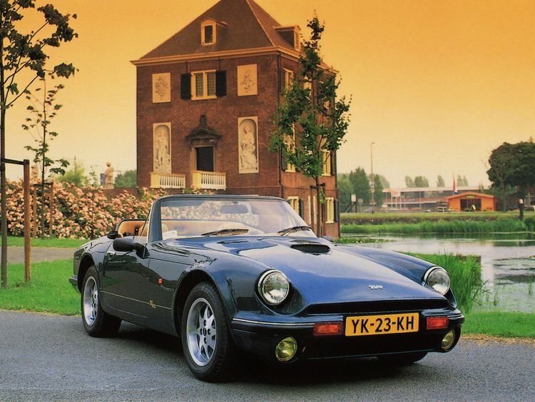 TVR S2, 1989-1990