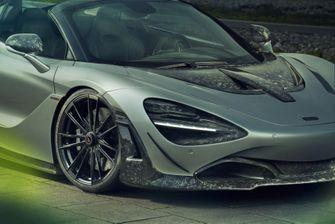 Novitec McLaren 720 S Spider