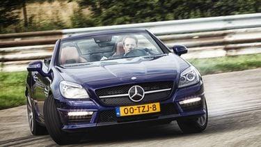 Mercedes-Benz SLK 55 AMG - Throwback Thursday - Autovisie.nl
