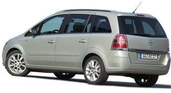 Opel Zafira (2005 - 2011)