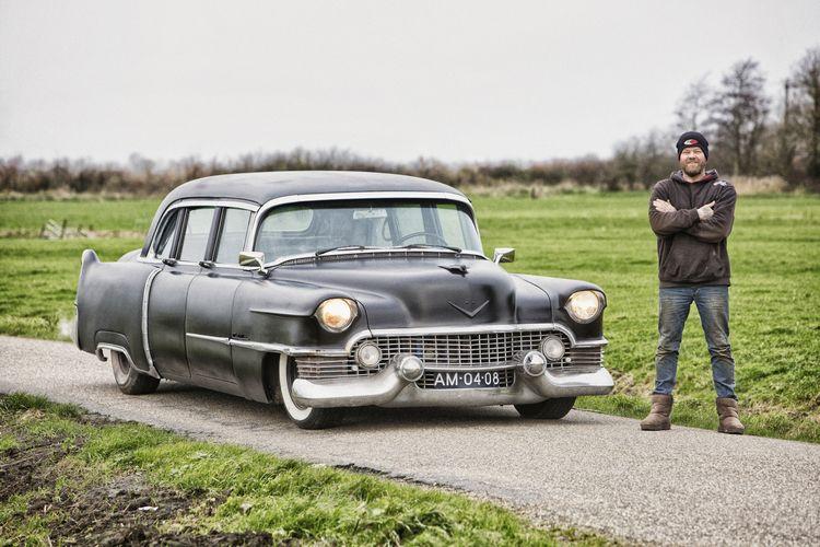 Uw Garage Patrick Hofland Cadillac Fleetwood