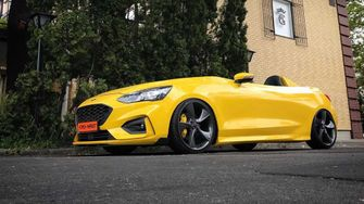 Ford Focus Speedster