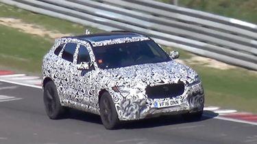 Jaguar F-Pace SVR - Autovisie.nl