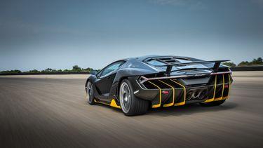 Lamborghini Centenario verjaardagscadeau